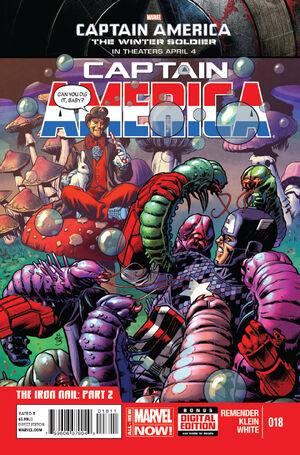 Captain America Vol 7 18