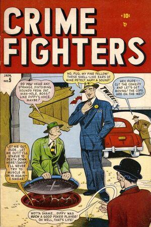 Crimefighters Vol 1 5