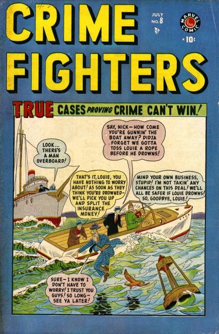 Crimefighters Vol 1 8