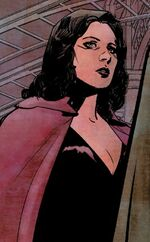 Cynthia von Doom (Mephisto's Simulacrum) (Earth-616) from Infamous Iron Man Vol 1 5 002