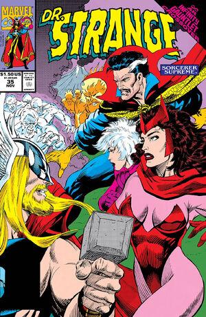Doctor Strange, Sorcerer Supreme Vol 1 35