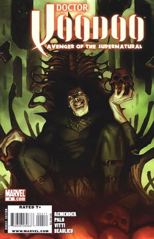 Doctor Voodoo Avenger of the Supernatural Vol 1 4