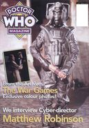 Doctor Who Magazine Vol 1 232