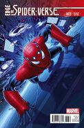 Edge of Spider-Verse Vol 1 3 Land Variant