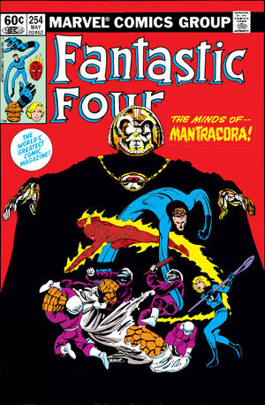 Fantastic Four Vol 1 254