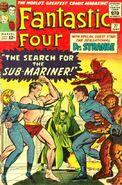 Fantastic Four Vol 1 27 Vintage