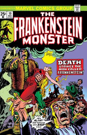 Frankenstein Vol 1 10