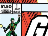 G.I. Joe: A Real American Hero Vol 1 1