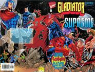 Gladiator Supreme Vol 1 1 Gatefold