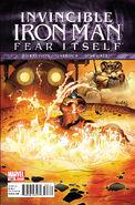 Invincible Iron Man Vol 1 508