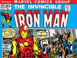 Iron Man Vol 1 45