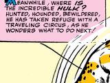Keibler's Circus (Earth-616)