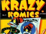 Krazy Komics Vol 1 2