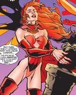 Margali Szardos (Earth-616) from Excalibur Vol 1 99 0001