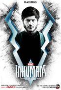 Marvel's Inhumans poster 004