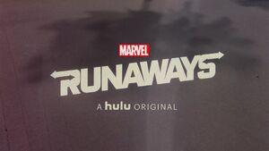 Marvel's Runaways logo 002