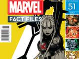 Marvel Fact Files Vol 1 51
