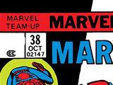 Marvel Team-Up Vol 1 38