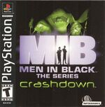 Men in Black The Series Crashdown