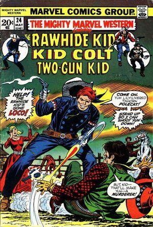 Mighty Marvel Western Vol 1 24