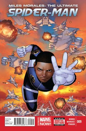 Miles Morales Ultimate Spider-Man Vol 1 9