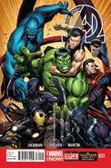 New Avengers Vol 3 22