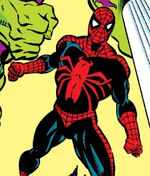 Peter Parker (Earth-9105) from New Warriors Vol 1 11 0001
