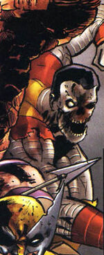 Piotr Rasputin (Earth-2149) from Marvel Zombies Vs Army of Darkness Vol 1 5 001