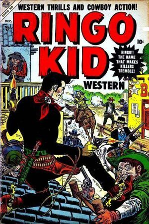 Ringo Kid Vol 1 3