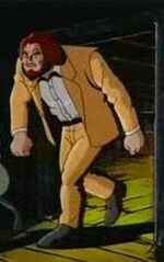 Roughouse (Earth-92131) from X-Men The Animated Series Season 2 3