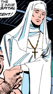 Sister Salvation (Earth-616) from Wolverine Vol 2 18 001