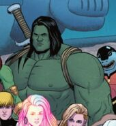 Skaar (Earth-616) from Young Avengers Vol 2 12