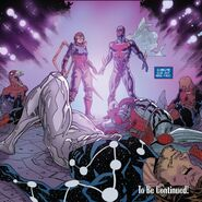Spider-Army (Multiverse) from Spider-Man 2099 Vol 2 7 001