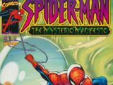 Spider-Man: Mysterio Manifesto Vol 1 1