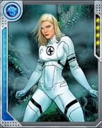 Susan Storm (Earth-616) from Marvel War of Heroes 019