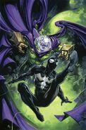 Symbiote Spider-Man Vol 1 1 Scorpion Comics Exclusive Crain Skull Virgin Variant