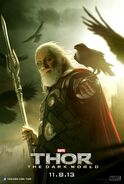 Thor The Dark World poster 009