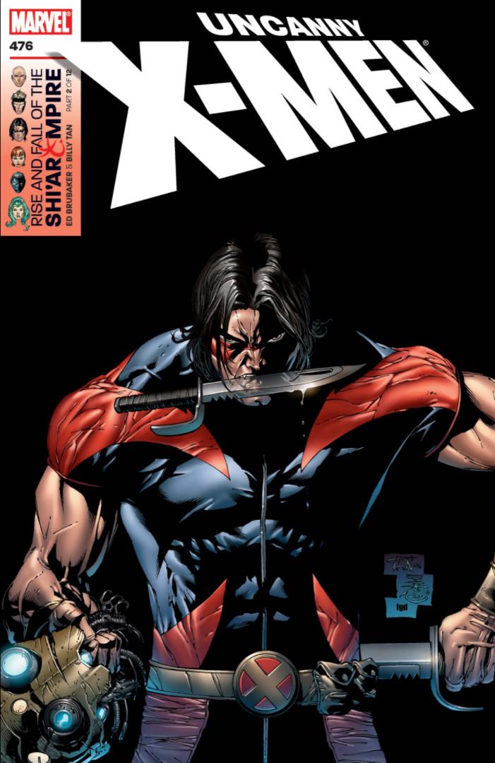 Uncanny X-Men Vol 1 476