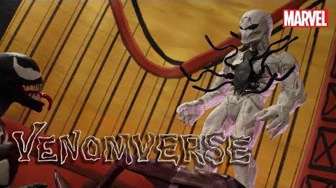 Venom meets Poison Spider-Man in the VENOMVERSE - Episode 2