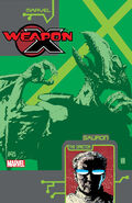 Weapon X The Draft - Sauron Vol 1 1