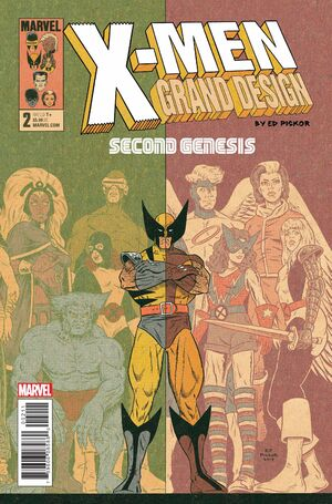 X-Men Grand Design - Second Genesis Vol 1 2