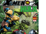X-Men vs. Hulk Vol 1 1