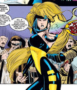 Alison Blaire (Earth-295) from Amazing X-Men Vol 1 2 0001