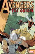 Avengers The Origin TPB Vol 1 1