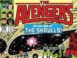 Avengers Vol 1 259