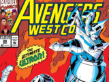 Avengers West Coast Vol 2 89