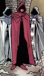 Bishop the Last X-Man Vol 1 6 page 12 Clan Hellfire (Earth-9910)