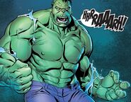 Bruce Banner (Earth-616) from Avengers No Road Home Vol 1 1 001