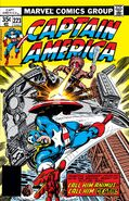 Captain America Vol 1 223