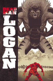 Dead Man Logan Vol 1 9 Textless